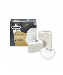 Tommee Tippee Disposable Breast Pads - 36 Pack