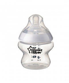 Tommee Tippee Closer to Nature Easivent 150ml Bottle - 1 Pack