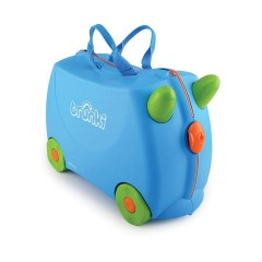 Trunki Ride-on Luggage - Terrance Blue