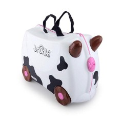 Trunki Ride-on Luggage - Frieda Cow