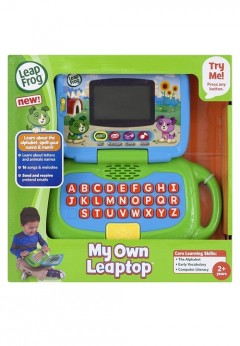 LeapFrog My Own Leaptop - Green