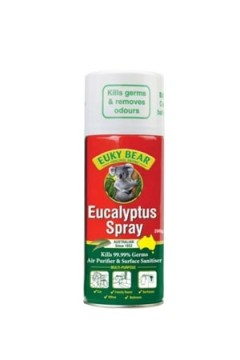 Euky Bear Eucalyptus Spray - 200GM