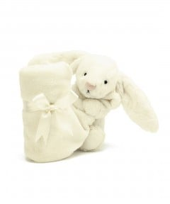 Jellycat Bashful Bunny Soother - Cream