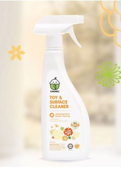 Chomel Toys & Surface Cleaner - 500ml