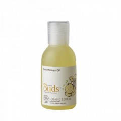 Buds Cherished Organics Baby Massage Oil - 100ml