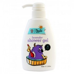 Buds For Kids Organics Shower Gel Lavender - 350ml