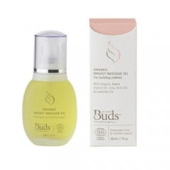 Buds Breast Massage Oil - 30ml