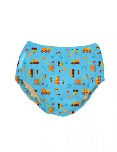 Charlie Banana Swim Diaper & Training Pants - Contruction - M