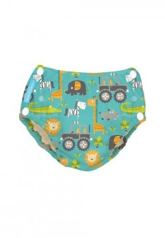 Charlie Banana Swim Diaper & Training Pants - Gone Safari L