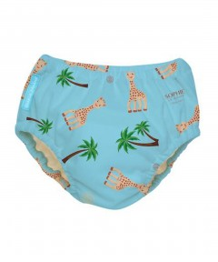 Charlie Banana Swim Diaper & Training Pants Sophie Coco (Blue) - M