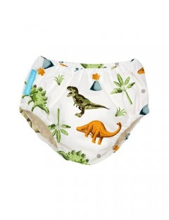 Charlie Banana Swim Diaper & Training Pants - Dinosours - M