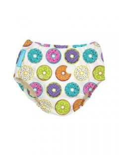 Charlie Banana Swim Diaper & Training Pants - Donuts - L