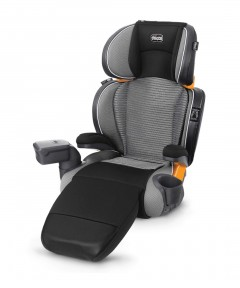 Chicco KidFit Zip Air Plus Booster Seat - Q Collection US
