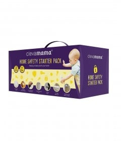 Clevamama Home Safety Starter Pack - 30 pcs
