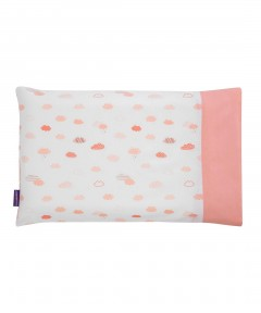 Clevamama Baby Pillow case - Coral