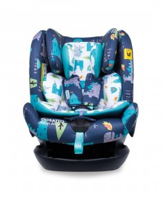 Cosatto Combination All In All+ Isofix Car Seat - Dragon Kingdom