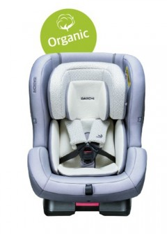 Daiichi My First 7 Plus Car Seat - Organic Grey