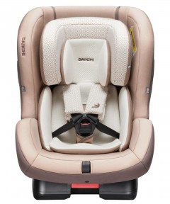 Daiichi Combination My First 7 Plus Organic Car Seat - Brown