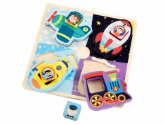 Early Learning Centre Chunky Vehicles Puzzle