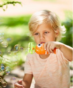 Early Learning Centre Clownfish Bubble Blower