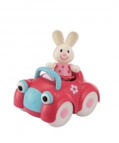 Early Learning Centre Toy Box Rabbit Car