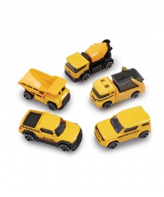Early Learning Centre Big City Five-Car Pack