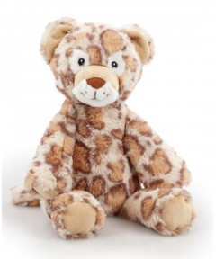 Early Learning Centre Plush Toy - Leopard