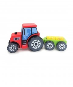 Early Learning Centre Wooden Tractor