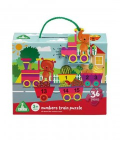 Early Learning Centre Fruit Train Puzzle