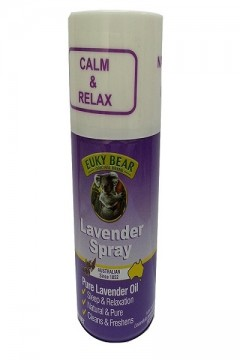 Euky Bear Lavender Spray