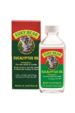 Euky Bear Eucalyptus Oil - 15ml