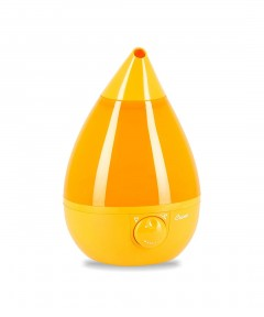 Crane Drop Ultrasonic Cool Mist Humidifier - Orange