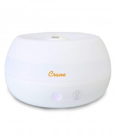 Crane 2 in 1 Humidifier with Aroma Diffuser