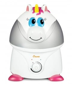 Crane Ultrasonic Cool Mist Humidifier – Unicorn