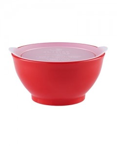 Elipse Kids Stage 1 Spill-Proof Bowl - Red