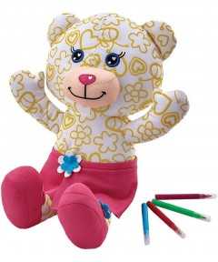 The Entertainer Out To Impress Honey Bee Bear