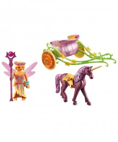 The Entertainer Playmobil Unicorn Carriage