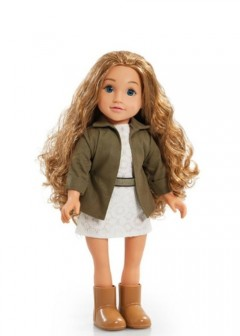 Addo B Friends Deluxe 45cm Doll - Amber