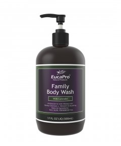Eucapro Family Body Wash Body Wash with Lavender - 500ml