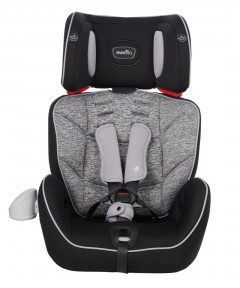 Evenflo Theron High Back With Harness Car Seat - Black