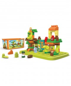 Mega Bloks Jungle Fun Tub