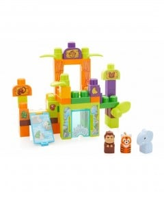 Mega Bloks Safari Friends Zoo