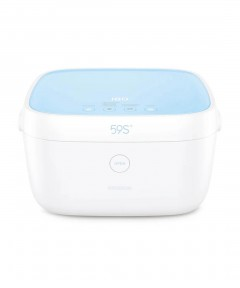 59S UVC LED Baby bottles Sterilization Box - Blue