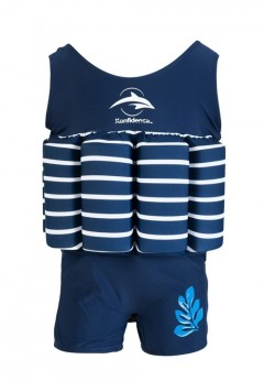 Konfidence Floatsuit 2-3 years - Blue Stripe