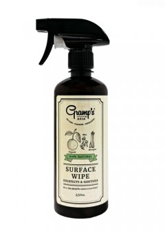 Gramps Asia Surface Wipe - 450ml