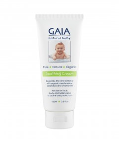 Gaia Natural Baby Soothing Cream 100gm