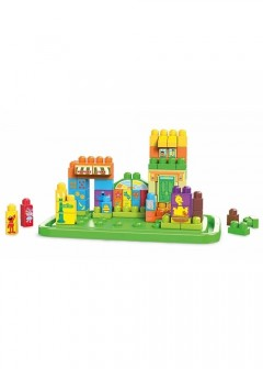 Mega Bloks Let's Build Sesame Street