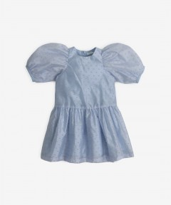 Gingersnaps Fil-Coupe Dobby Organza Dress