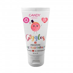 Giggles Toothpaste 50ml Candy Donut - 1-6yr