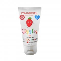 Giggles Toothpaste 50ml Strawberry Shortcake - 7yr+